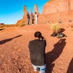 モニュメントバレー・ナバホ族運営ジープツアー